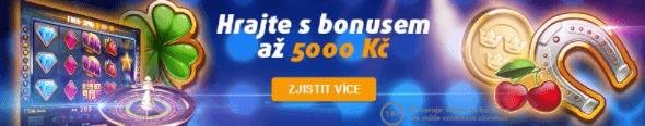 Tipsport bonus až 5 000 Kč