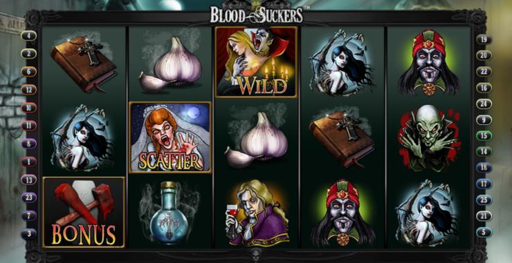 Automat Blood Suckers