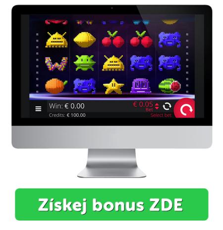 E-gaming automaty s bonusem ZDE