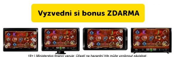 Kajot automaty s bonusem zdarma