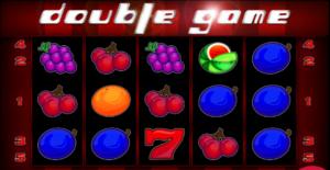 Hrací automat Double Game od e-gamingu