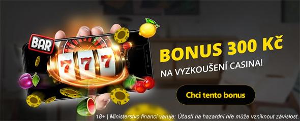 Získejte u Fortuny 300Kč za registraci zdarma bez vkladu