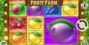 Výherní automat Fruit Farm