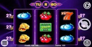 Výherní automat Turbo 27
