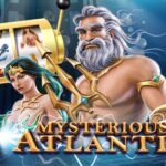 300 volných oto�ek na automat Mysterious Atlantis