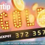 Gold jackpot SYNOT TIP
