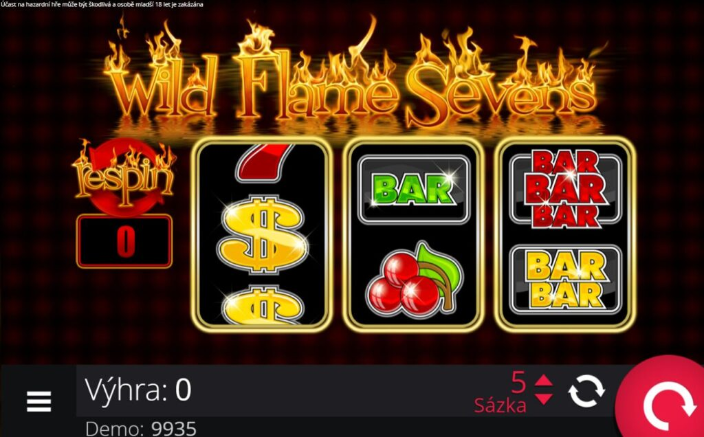 automat wild flame seven